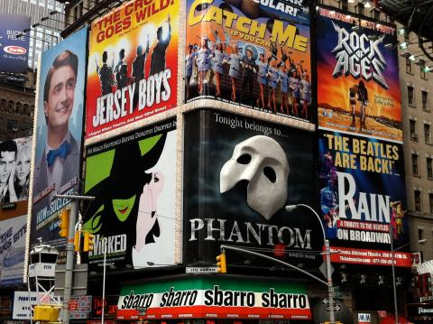 Catch a Broadway Show